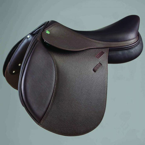 Crosby Equitation Medium/Deep Seat Close Contact Jump Saddle w/ Solid Leather