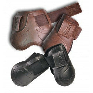 Tekna Fancy Stitched Hind Boots - CarouselHorseTack.com