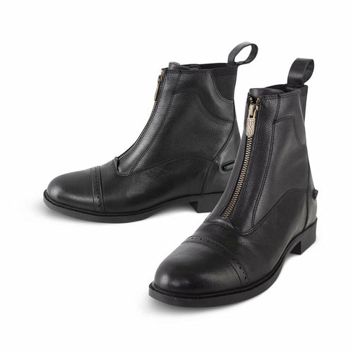 Tredstep Ladies Giotto II Front Zip Paddock Boot