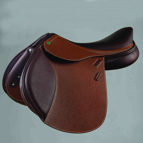 Crosby Hunter Jumper Medium/Deep Seat Close Contact Jump Saddle w/ Solid Leather