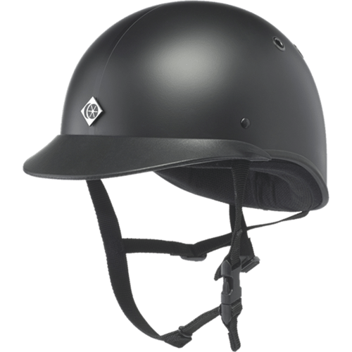 Charles Owen JR8 Ltd Riding Helmet