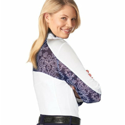 Romfh LDS Lace Dressage Shirt