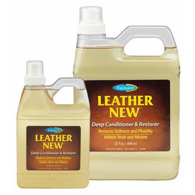 Leather New Deep Conditioner - CarouselHorseTack.com