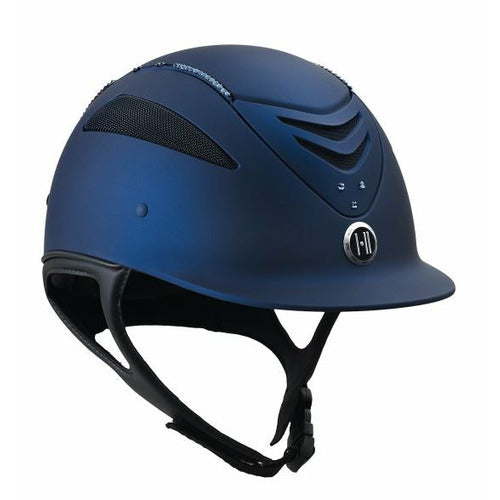 One K Defender Helmet with Swarovski Stones CLOSEOUT