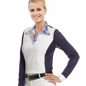 Ovation Ladies Belmont Long Sleeve Show Shirt