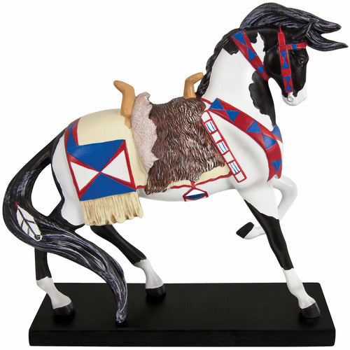 Trail of Painted Ponies Figurine - Regalia - CarouselHorseTack.com