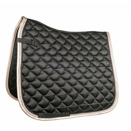 HKM Saddle Cloth Copper Kiss Anthracite