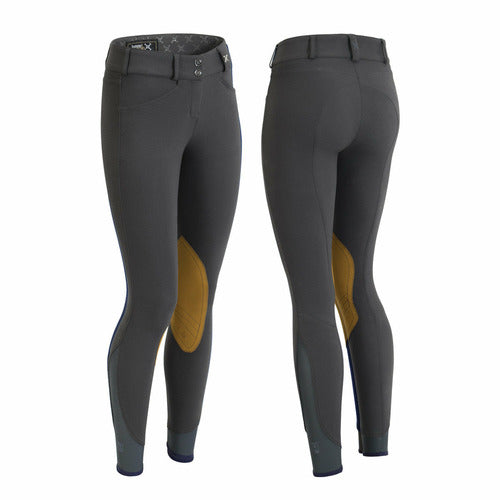 Tredstep Ladies Solo Hunter Pro Kneepatch Breech - CarouselHorseTack.com