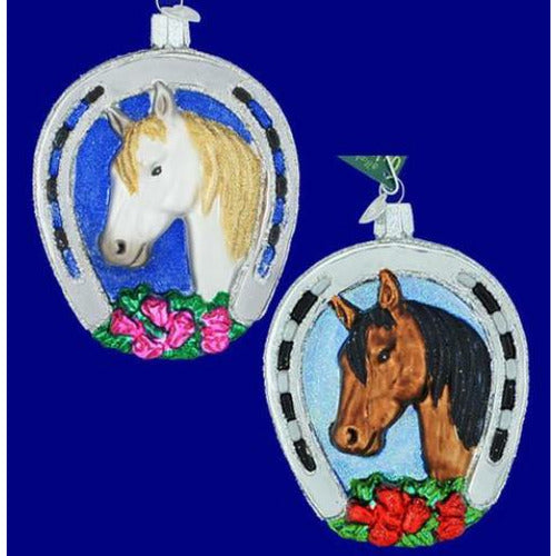 "Old World Christmas ""Winner"" Ornament - CarouselHorseTack.com"
