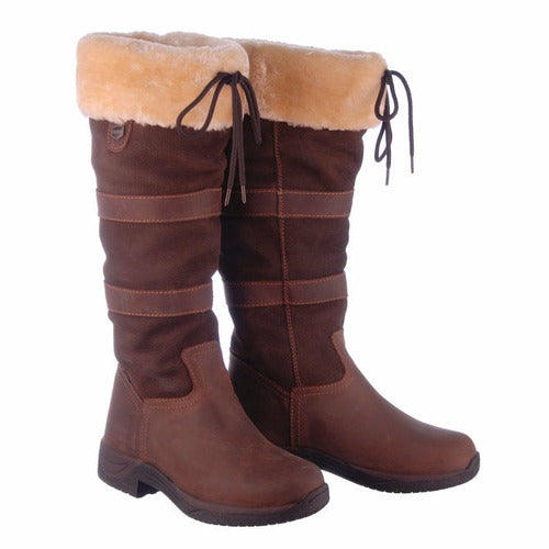 Dublin Eskimo Fleece Lined Boots II