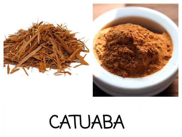 Catuaba 500 Mg 60 Capsules Advance Physician Formulas
