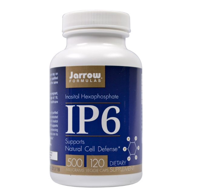 IP-6 (Inositol Hexaphosphate), 500 mg, 120 VCapsules