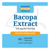 Bacopa Extract 225mg per serving, 60 vegetable capsules.