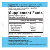 Suggested Use and Supplement Facts for Beta Sitosterol 400mg
