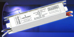Higher Efficiency UV Lamp Operation with Germicidal Ballasts