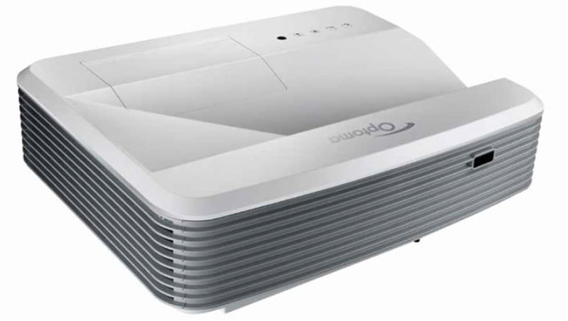 Optoma EH320USTi Ultra Short-Throw Interactive Projector