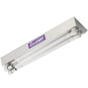 UVC surface mount and ceiling fixtures
