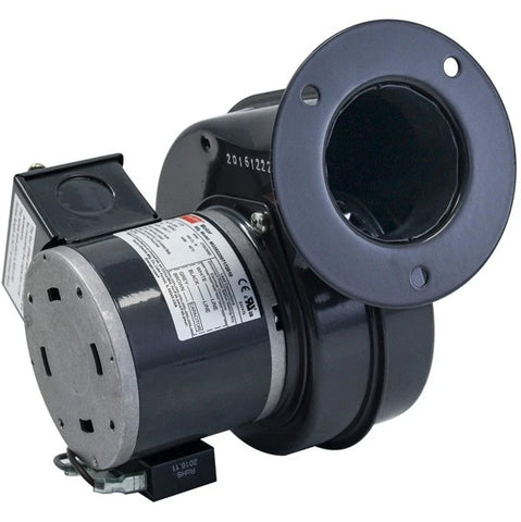 Atlantic UV Blower: 60 cfm 220v 50/60 Hz