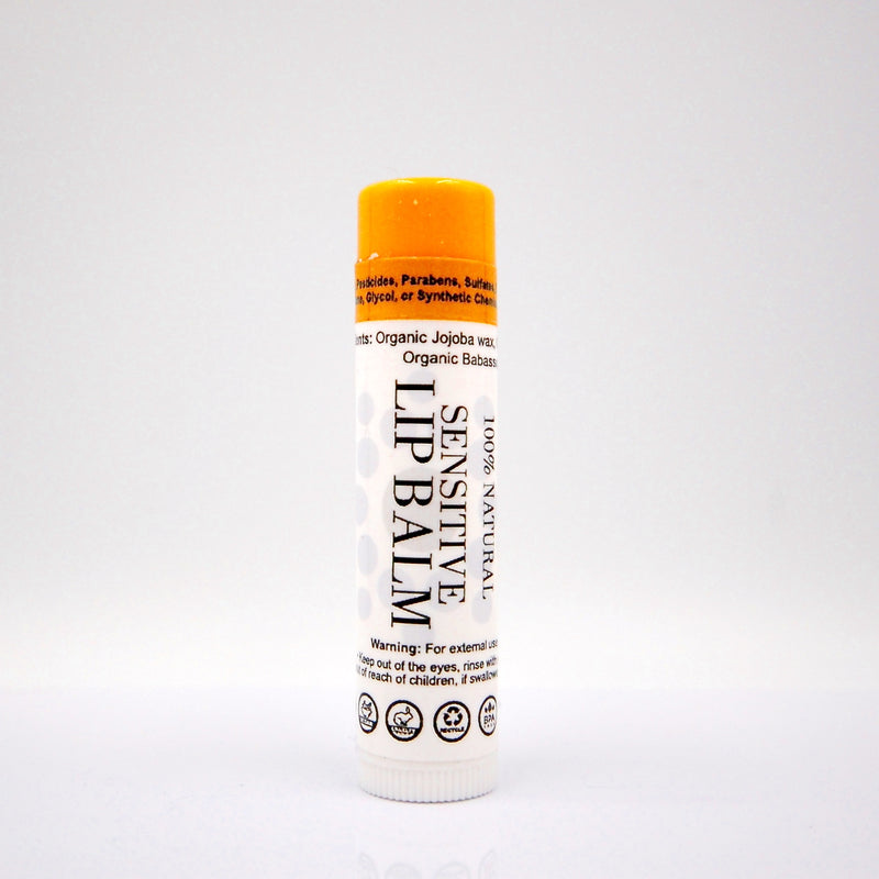 Organic Sensitive Lip Balm