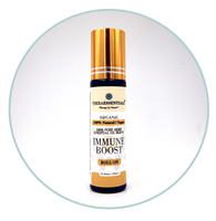 Immune Boost-Roll-On Organic Hemp Essential Oil Blend