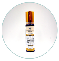 Roll-On Organic Hemp Essential Oil Blend - Nausea Relief