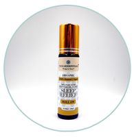 Roll-On Organic  Hemp Essential Oil Blend - Sleep Aid