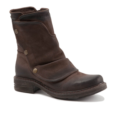 BROWN EAGLE NUBUCK
