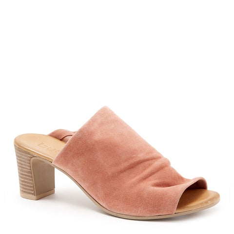 DUSTY ROSE SUEDE