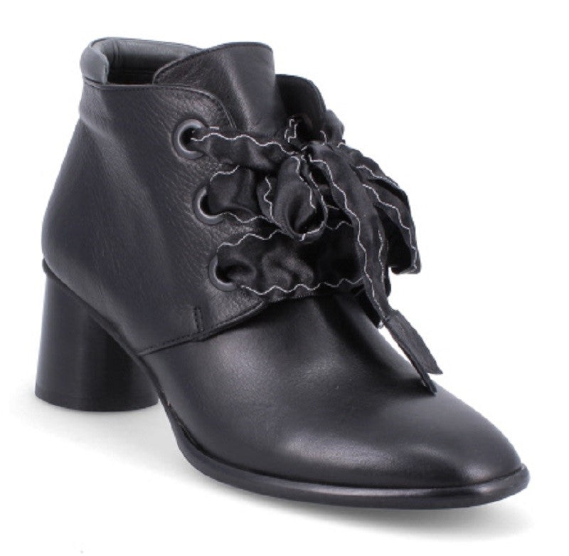 Harriet Lace Up Bootie
