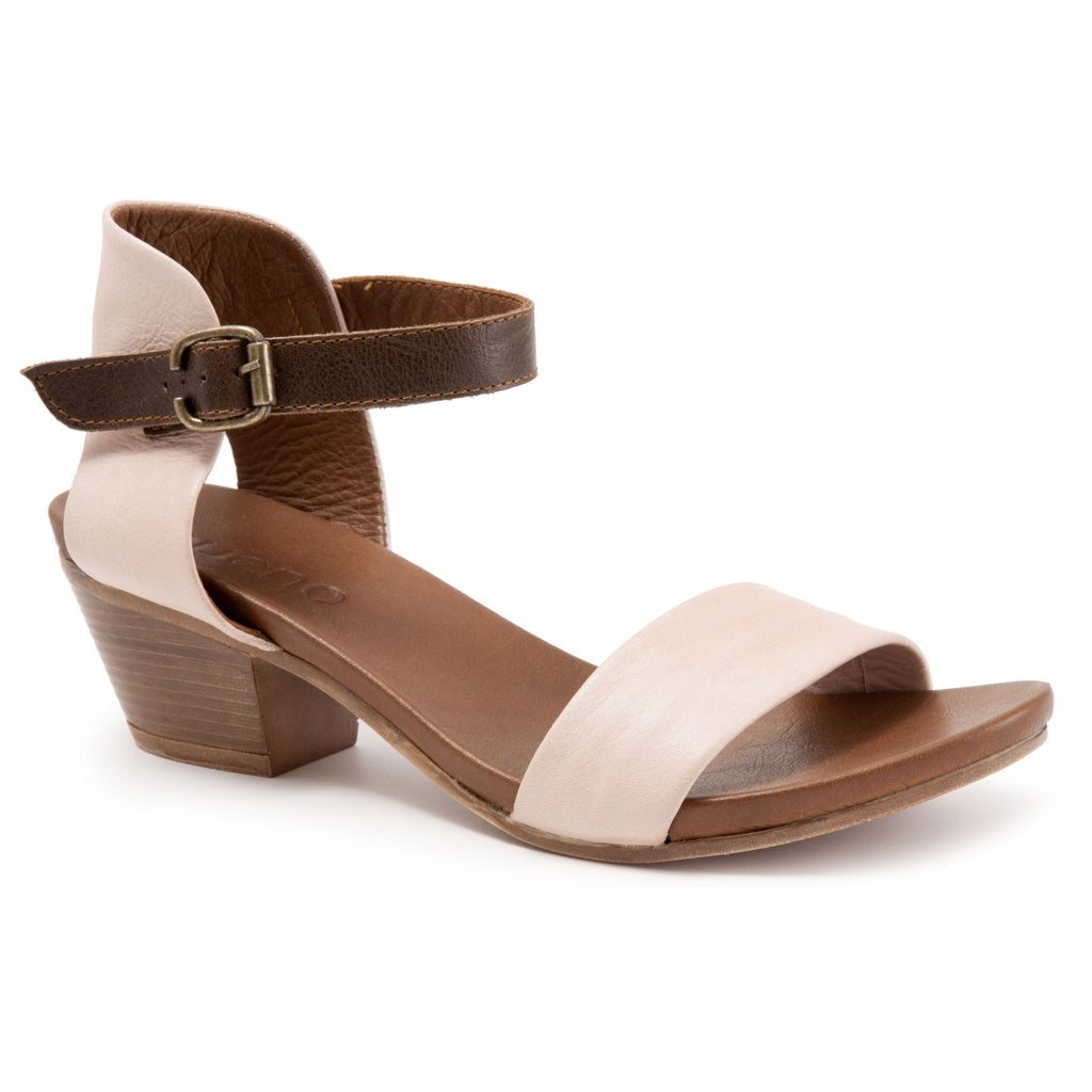 Sue Block Heel Sandal
