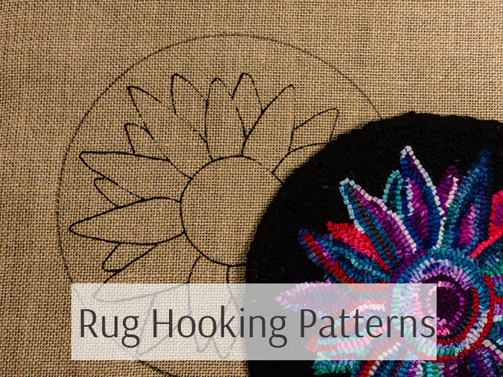 best rug things christmas hooking patterns decor