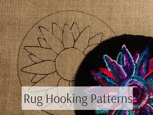 Rug Hooking Patterns