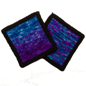 Abstract Trivet Rug Hooking Kit