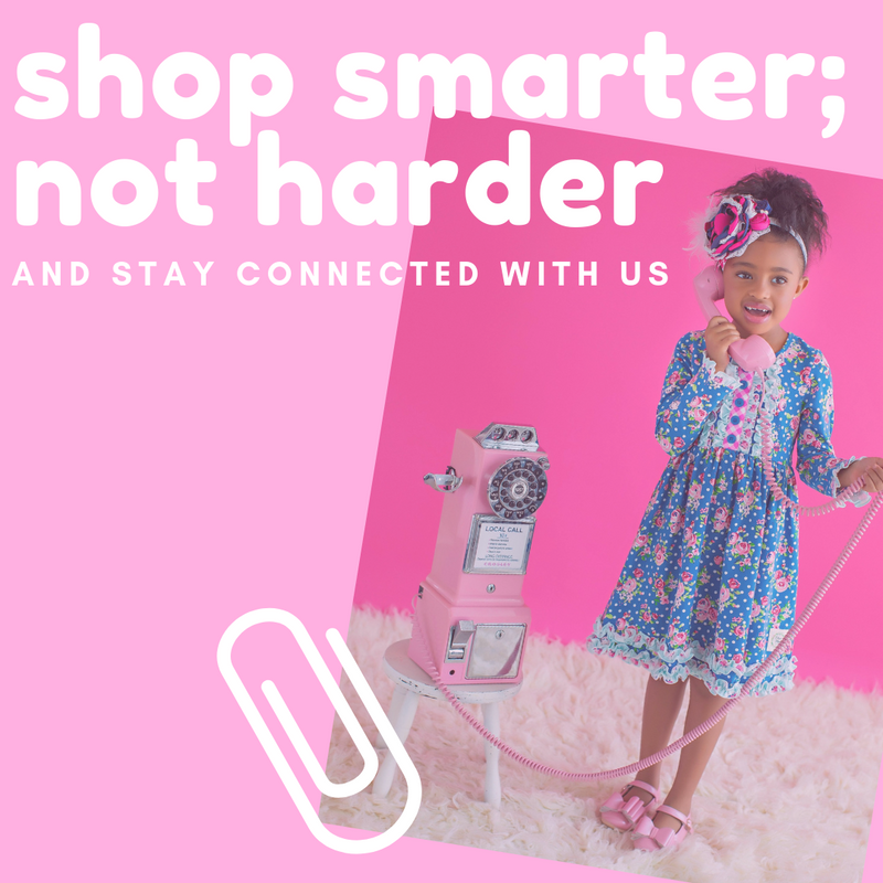 Shop Smarter; Not Harder