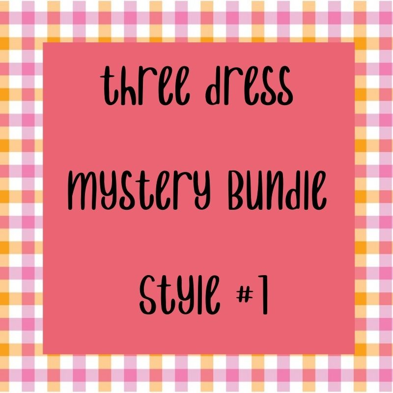 Mystery Dress Bundle #1