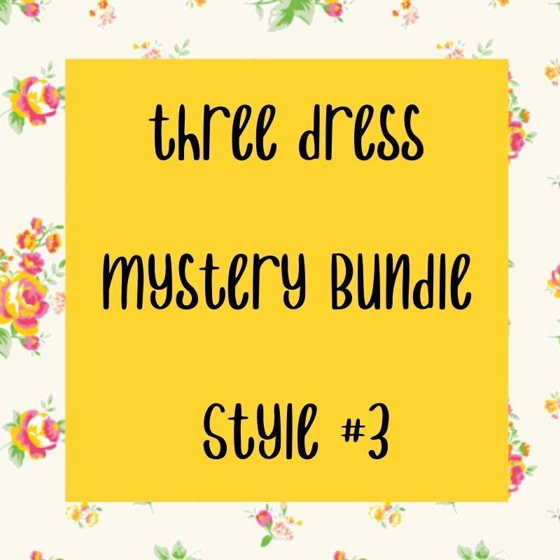 Mystery Dress Bundle #3
