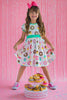 Sweet Tooth Ruffle Back Dress- pre sale