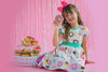Sweet Tooth Ruffle Back Dress