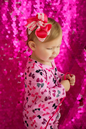 Pretty Little Bows Lounge Wear