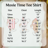 Movie Time Tee