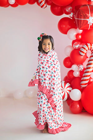 Candy Cane Lounge Wear