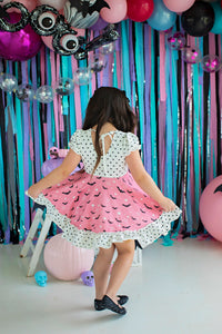 Batty Twirl Dress