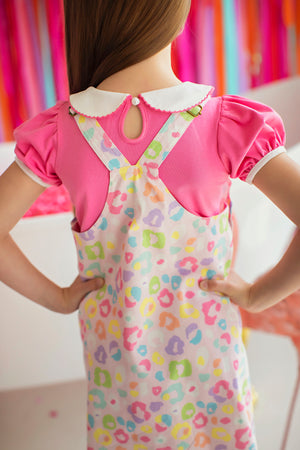 Make Believe Overall Jumper