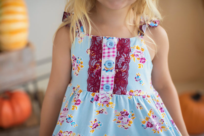 Annabella Butterfly Dress