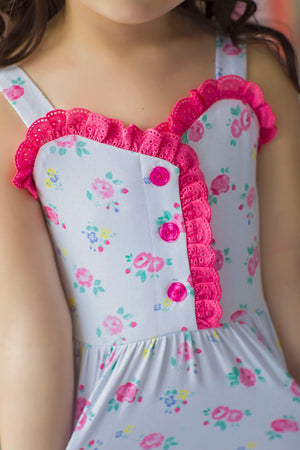 Stawberry Playdate Dress and Bloomers (4724403929223)