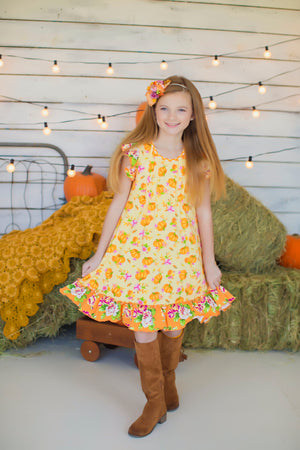 Pumpkin Harvest Dress