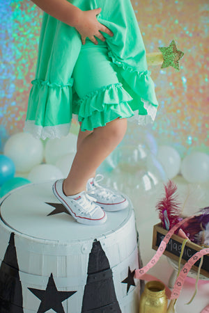 Charming Mint Shorties (4664204165255)