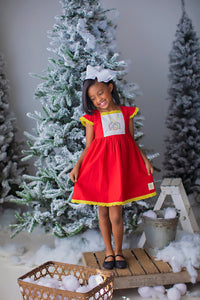 Oh Holy Night Dress (4275983220871)