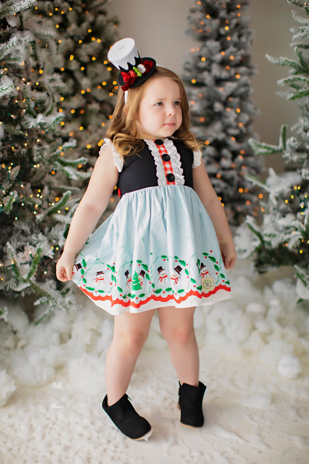 Winter Wonderland Swingback Dress (4372148781191)