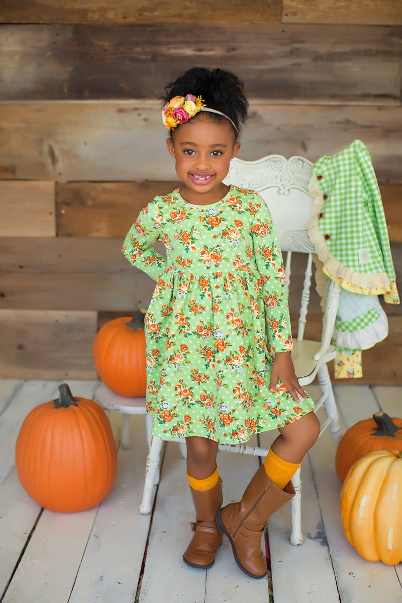 Thankful Pinafore and Dress - NEW